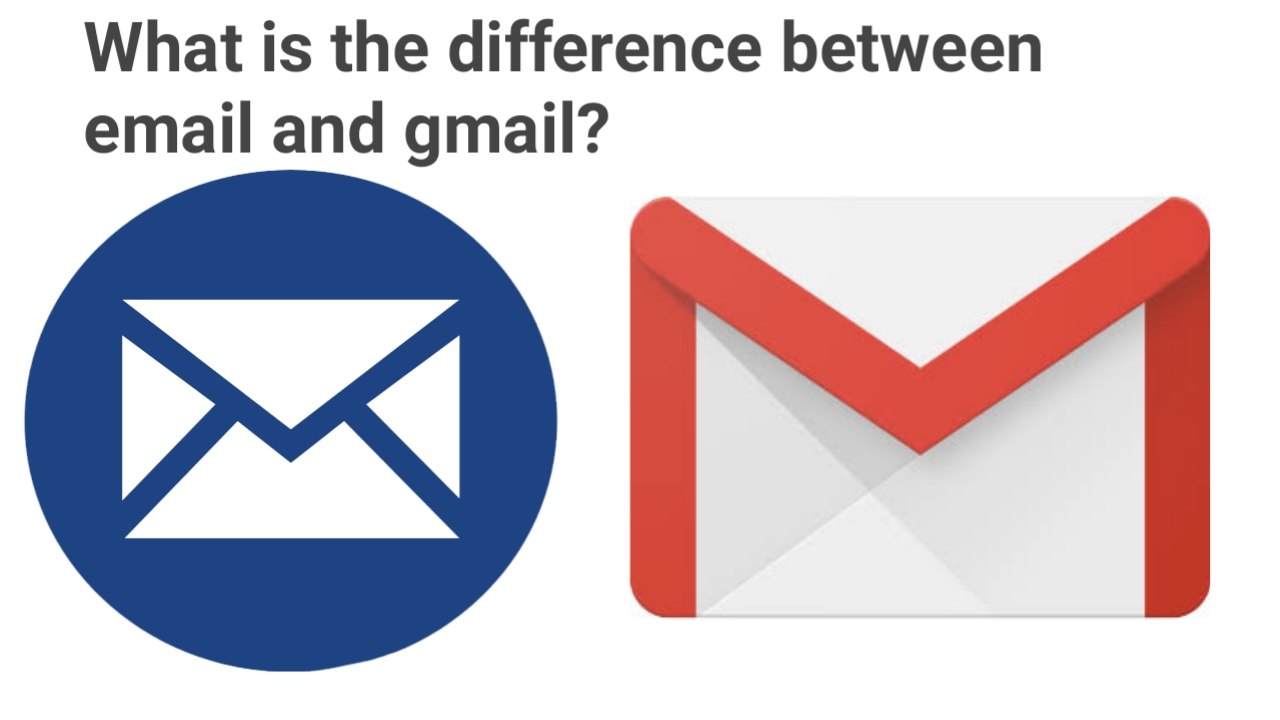 email and gmail